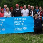 Team Unicef weekend
